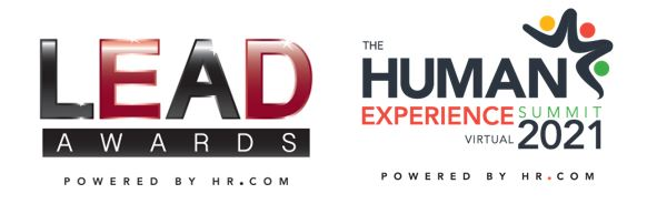 HR.com Recognizes Top Leadership Programs as this Year's Winners of The LEAD Awards at the Virtual Human Experience Summit